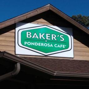 Baker's Ponderosa Cafe