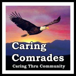 Caring Comrades Logo