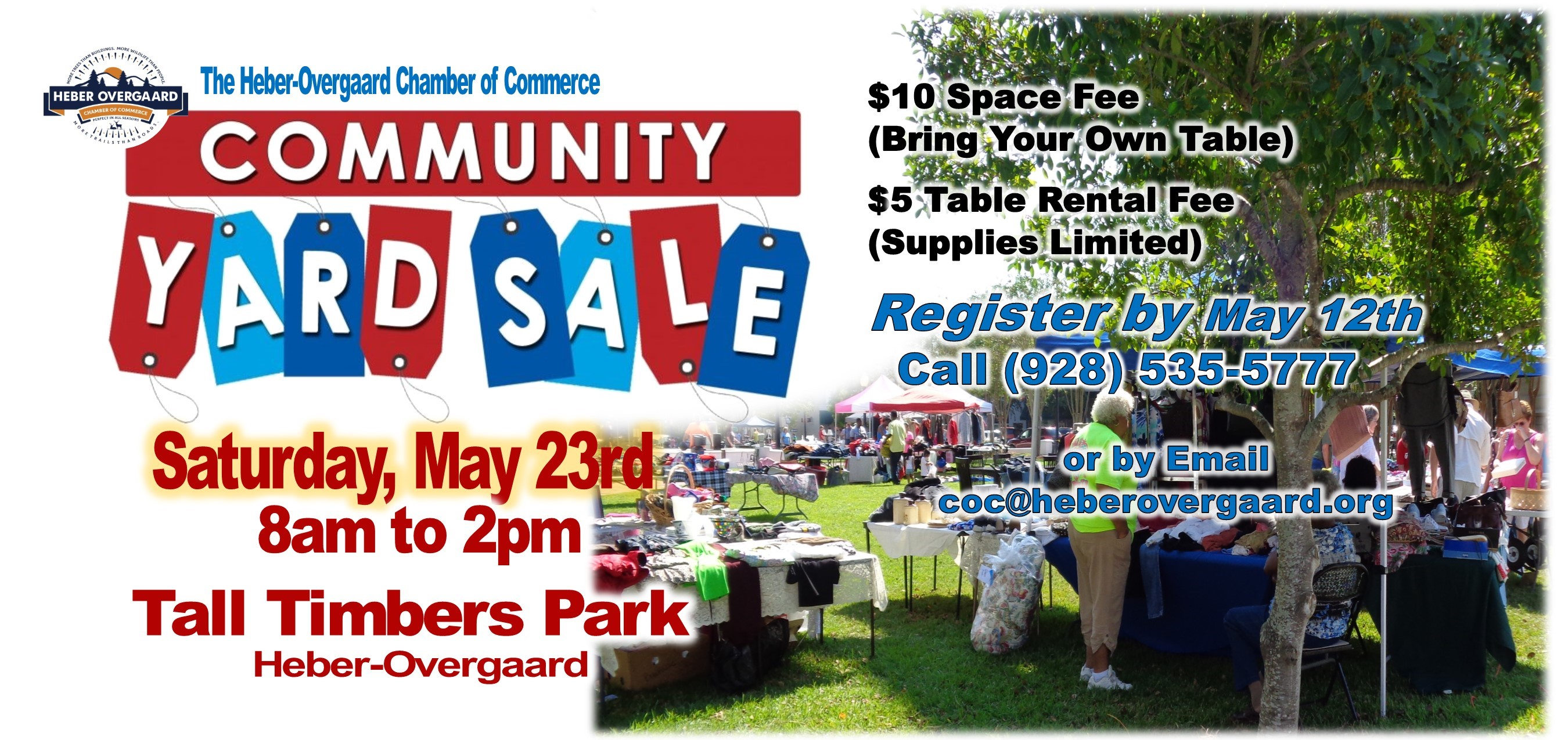 2020 Community Yard Sale