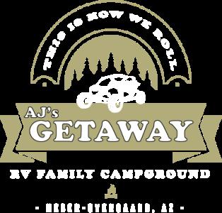 AJ's Getaway RV Park Logo