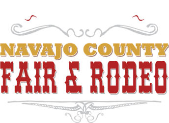 Navajo County Fair Logo