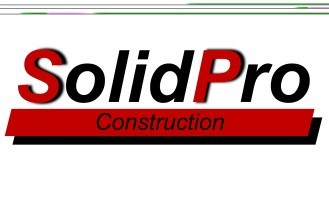 Solid Pro Construction Logo